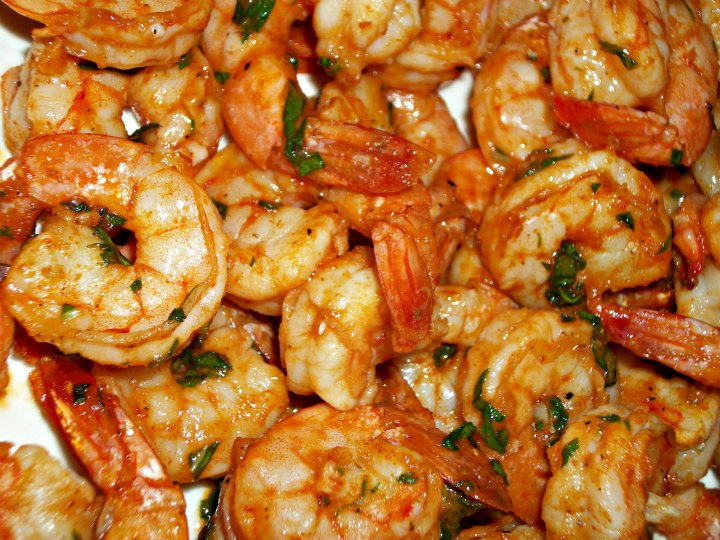 The Sweet and Spicy Wonders of Marinated Grilled Shrimp
