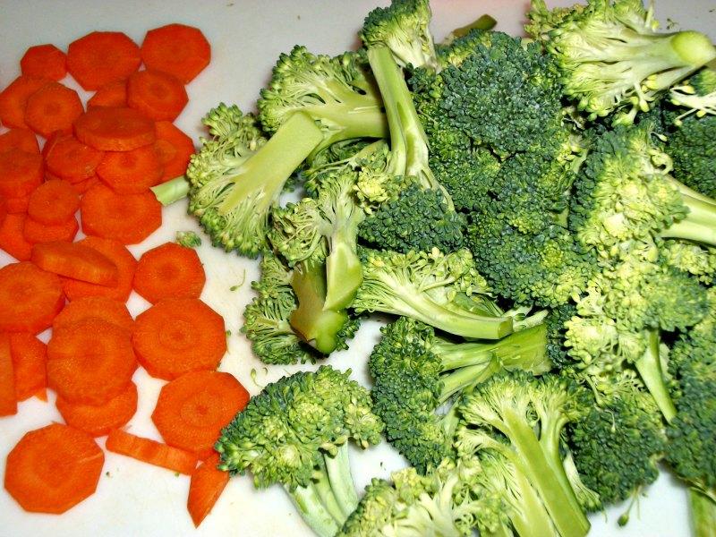 Carrots and Broccoli