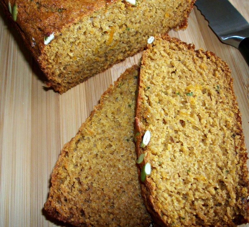 Sliced Butternut Olive Oil Bread