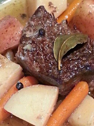 Close up of Pot Roast