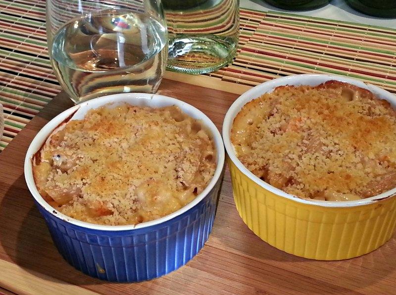 Blue Moon Lobster Mac 'n Cheese Recipes — Dishmaps