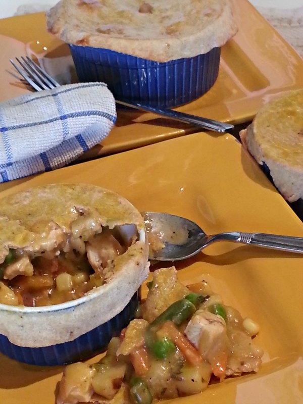 Chicken Potpie Goodness