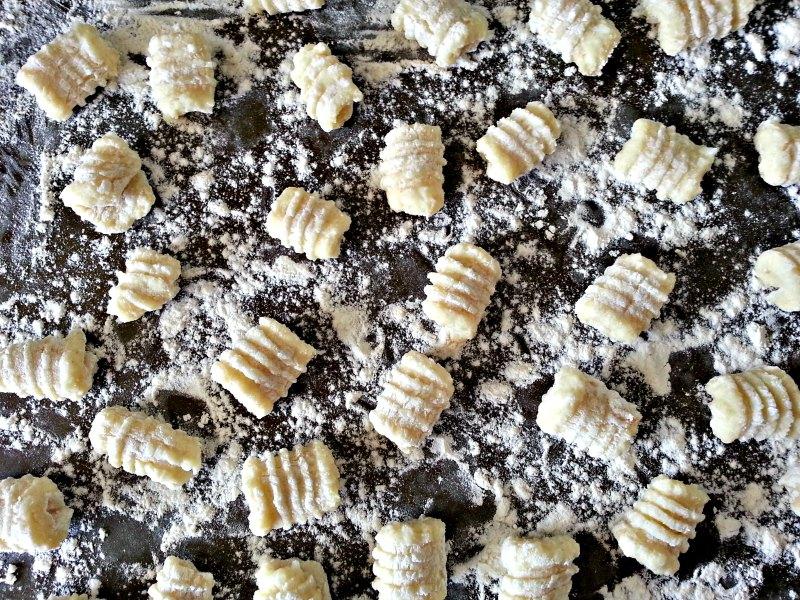 More Potato Gnocchi
