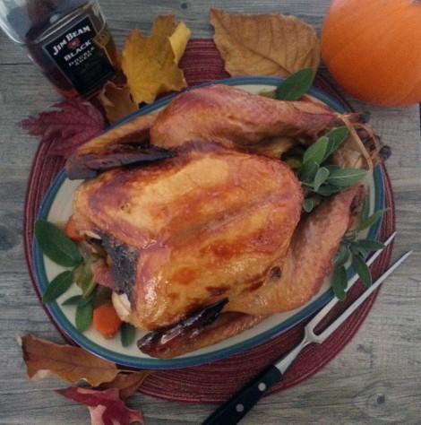 Turkey with Bourbon