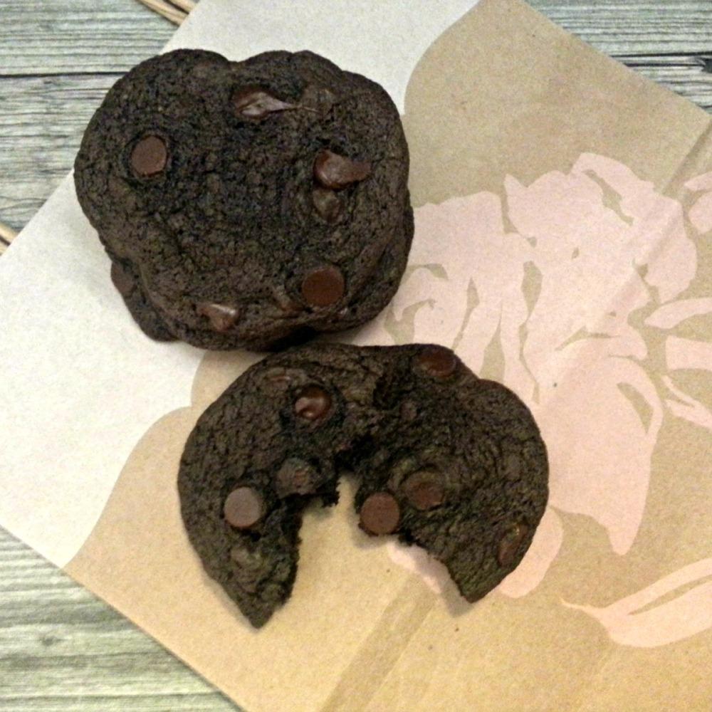 Dark Chocolate Chocolate Chip Cookies