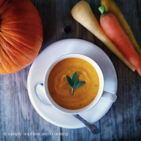 Fall Harvest Bisque