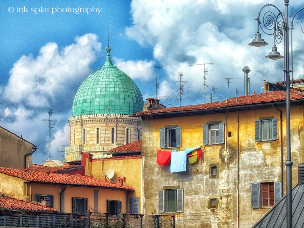 Jewish Synagogue in Florence
