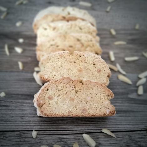 Gluten Free Almond Biscotti
