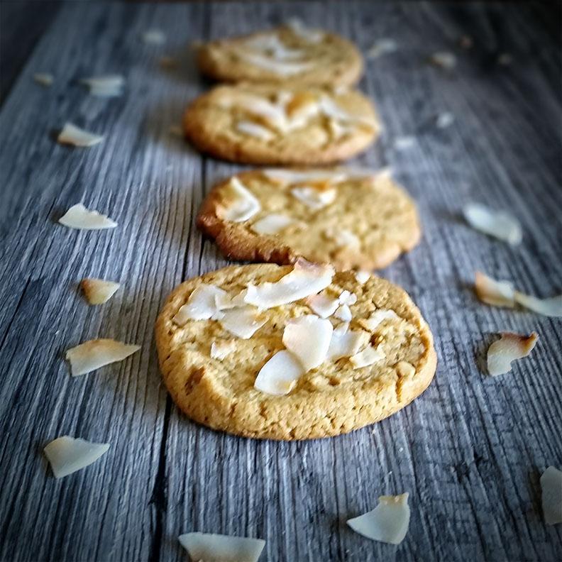 Gluten Free Thai Peanut Butter Cookies