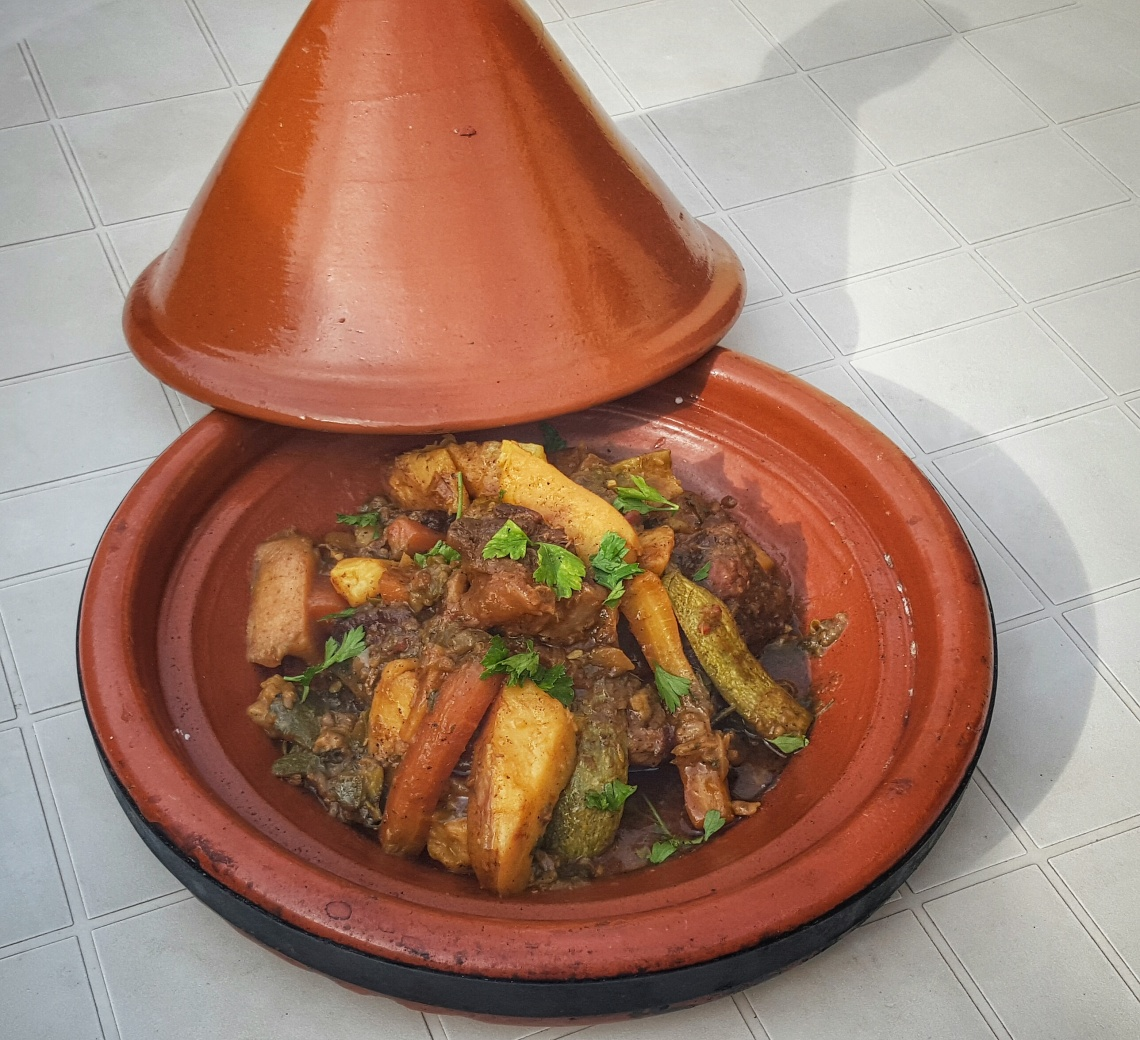 FlyAwayU | Recipes from the Road: The Difference Between Moroccan Tagine and Couscous